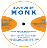 Junior Murvin - Super Love / I Roy - Flying High (Sounds By Monk / DKR) 12""